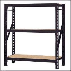 Heavy duty storage shelving solid sturdy racks commercial industrial