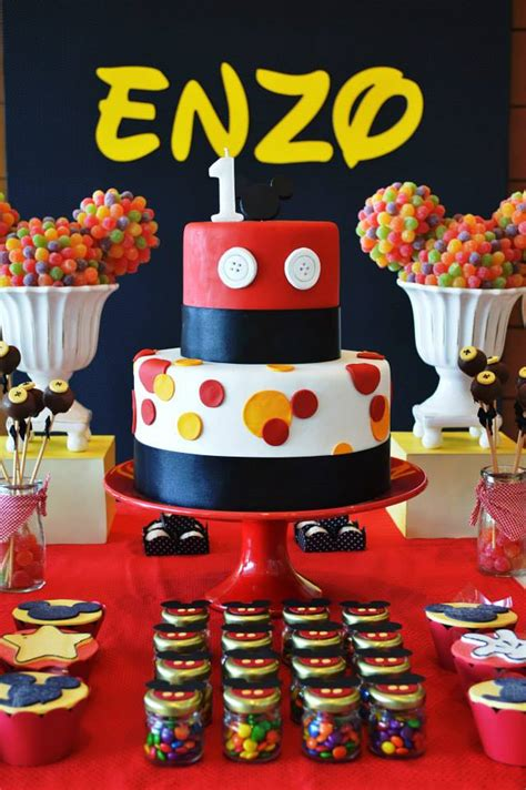 Mickey Mouse Baby Shower Themes by Mickey Mouse Theme Baby Shower Ideas Themes