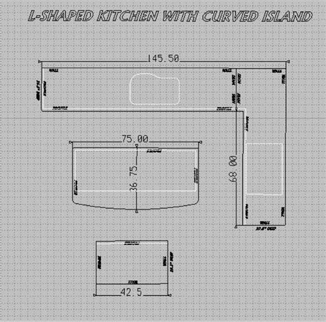 How To Measure Countertops In Linear by Tips On Measuring Your Kitchen Countertops For An Accurate