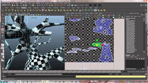 tutorial video mapping 3d intermediate bonsai tree 3d tutorial 05 uv mapping in