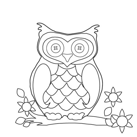 owl coloring pages pdf coloring pages coloring pages cartoon owl coloring
