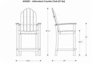 polywoodfurniture com gt polywood 174 add201 classic adirondack