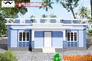 House Models And Plans Single Floor Home Design 1010 Square
