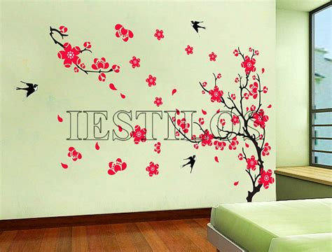 free home decor sles free shipping new fashion hot sale removable vinyl tree