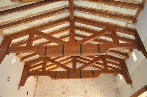 travi per soffitto cool interesting copertura in legno with travi in legno