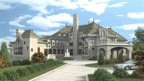 balmoral castle plans luxury home plans house luxury castle home plans castle inspired homes archival