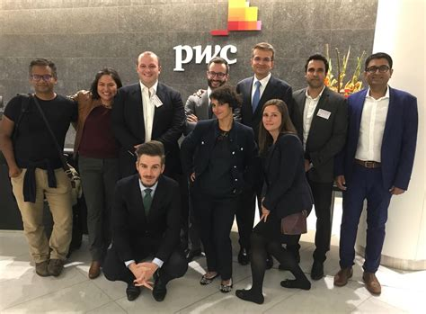 Pwc Mba Uk by Networking Between Embas From Cambridge Oxford And