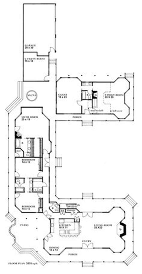 houses with in suites on house plans in