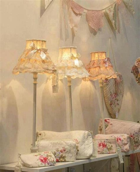 17 best images about shabby l shades on pinterest lace ls and lace l