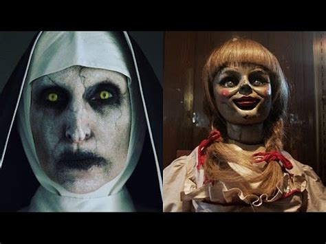 annabelle doll in insidious the conjuring insidious annabelle lights out
