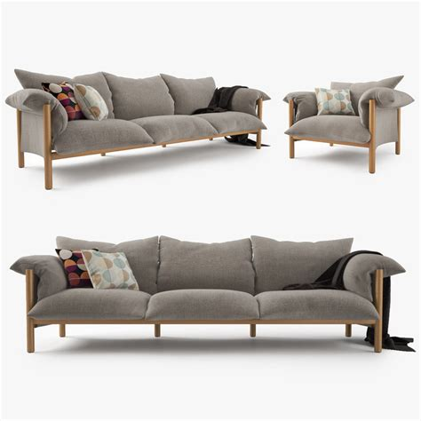 wilfred couch 3ds max jardan wilfred sofa chair
