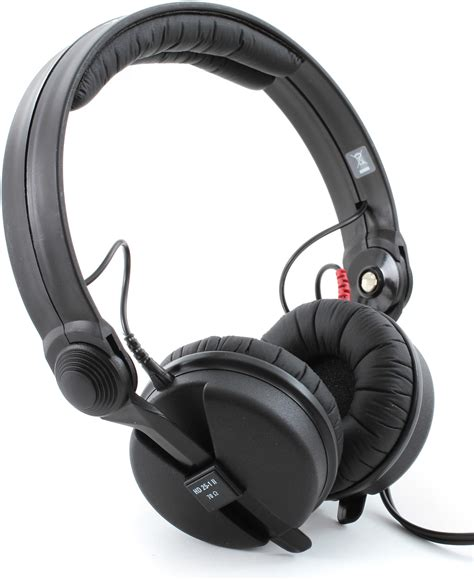 Headphone Sennheiser Hd 25 Sennheiser Hd 25 1 Ii On Ear Studio Headphones Closed