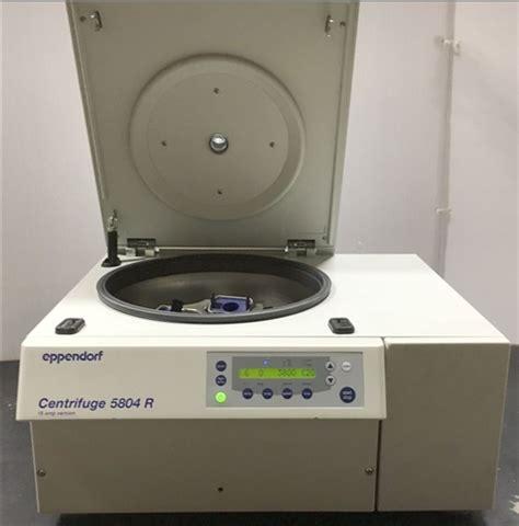 eppendorf  refrigerated centrifuge     rotor marshall scientific
