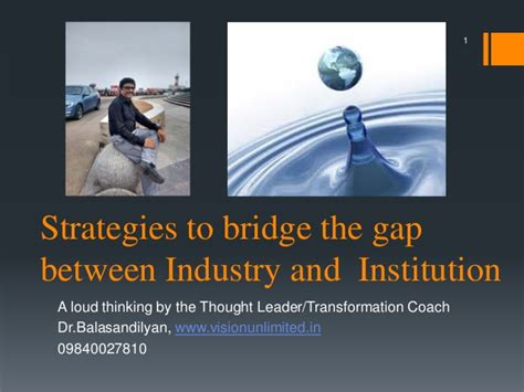 the gap bridge the gap between ambitions and taking books strategies to bridge the gap between industry and
