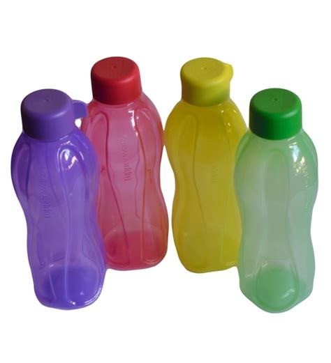Insulated Bowl 500 Ml Tupperware buy tupperware plastic mulitcolored 500 ml water bottle 4 pieces set bottles