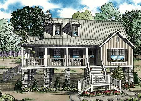 unique elevated home plans 6 elevated cottage house plans