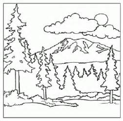 mountains coloring page mountain coloring page free bernese mountain