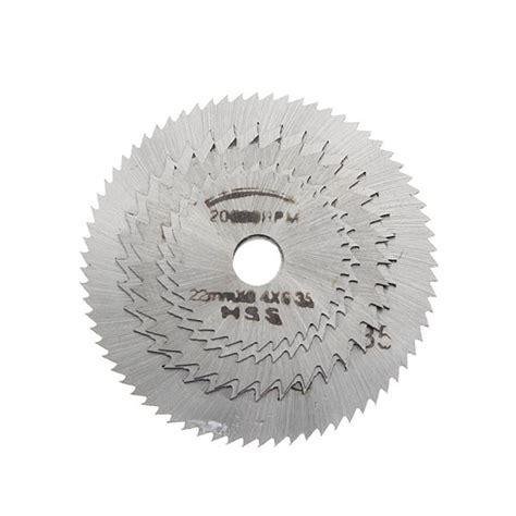 Pisau Pemotong Aluminium 6 buah roda pisau pemotong terletak hss dremell gergaji piringan dan putaran alat alat untuk