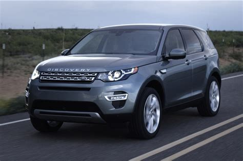 land rover discovery sport land rover discovery reviews research new used models