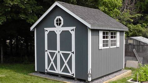 storage sheds north country sheds