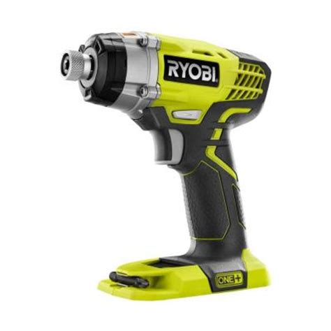 ryobi 18 volt one impact driver tool only p236 the