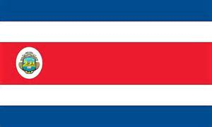 costa rica colors flag of costa rica a symbol of peace and determination