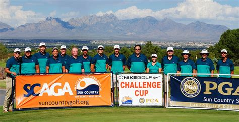 challenge cup golf challenge cup sun country golf association