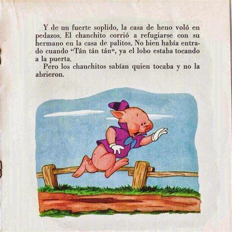cuentos ilustrados de los cuentos infantiles los tres cerditos cuento ilustrado los tres cerditos dual