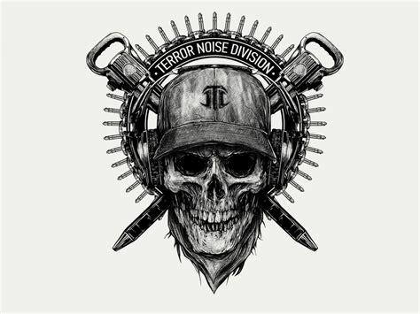 imagenes de calaveras asesinas escudo de calavera hd 1152x864 imagenes wallpapers