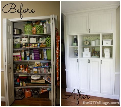 5 ways to make a pretty pantry