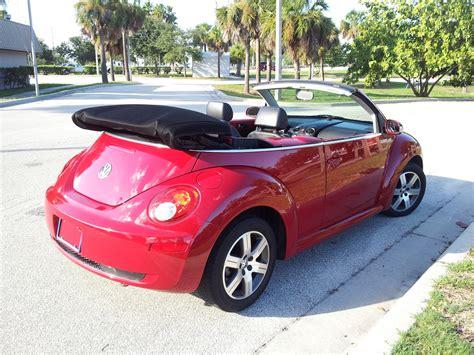 convertible volkswagen 2006 2006 volkswagen beetle pictures cargurus