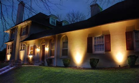 landscape lighting safety curb appeal energy efficiency