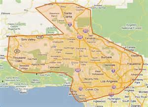 map calabasas california california map