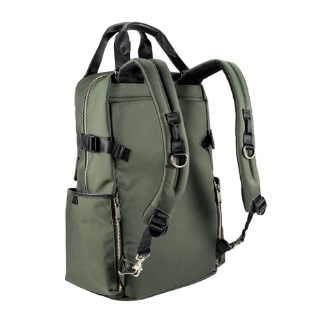 Tumi Backpacker 1 lyst tumi alpha bravo lejeune backpack tote in green for
