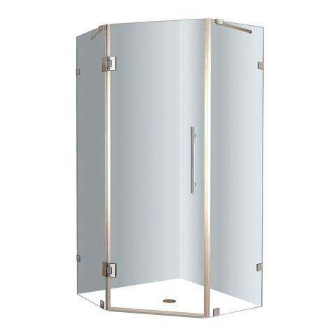 36 Inch Shower Stall by Aston Neoscape 36 Inch X 36 Inch X 72 Inch Frameless