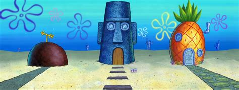 Conch House image spongebob 124 conch street background png idea