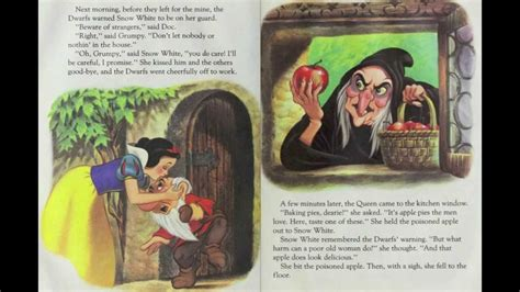 snow white book report snow white and the seven dwarfs disney golden