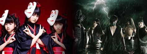Babymetal Concer Band babymetal will do a project with taiwan metal band