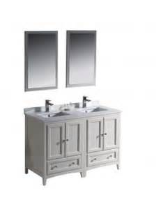 sink bathroom vanity clearance clearance 48 inch sink bathroom vanity in antique