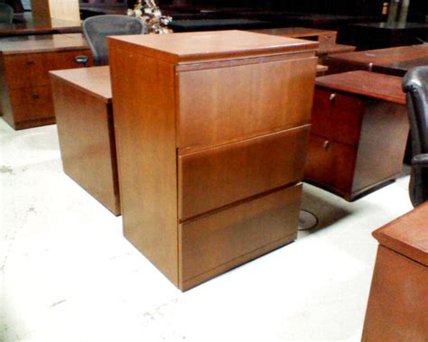 Used Wood Lateral File Cabinets by Refurbished Office File Cabinets Wood 3 Drawer Used