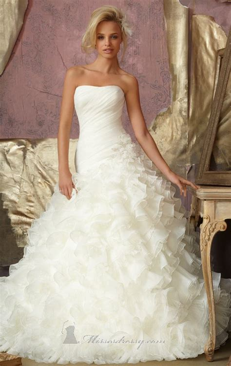 Beautiful Wedding Dresses by 20 Beautiful Wedding Dresses For Modern Brides Style