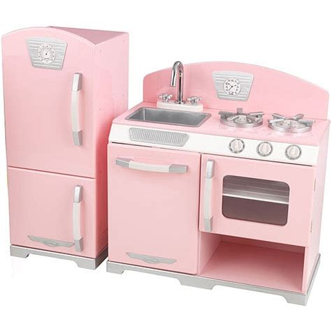 Pink Retro Kitchen Collection by Toys Quot R Quot Us Kidkraft Pink Retro Kitchen