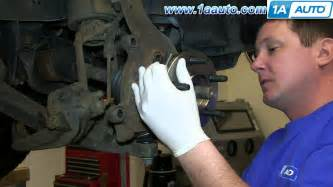 Cv Axle Repair Cost by How To Install Replace Front Hub Wheel Bearing Assembly