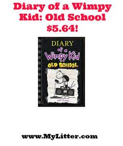 Diary of a wimpy kid 10 old school just 5 64 new promo code