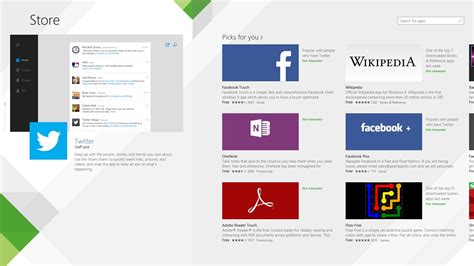 store windows windows 8 1 apps new additions and crucial updates pcworld