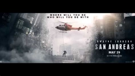 San Andreas 2015 Film Box Office Wrap Up Disaster Strikes Deluxe Video Online