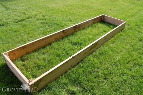 raised bed construction building raised bed gardens step by step the grovestead