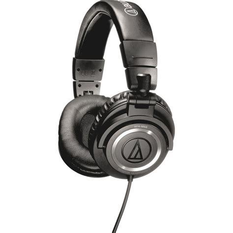 Sale Audio Technica Ath M50x Headphone Recording Black Color Fl audio technica ath m50 on review
