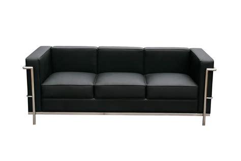 stylish leather sofas cour stylish italian leather sofa in black prime classic