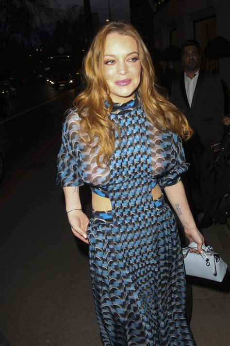 Who Is Lindsay Lohan Fing Now by Lindsay Lohan See Through 49 Photos Free Photo